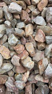 20mm Pink Limestone